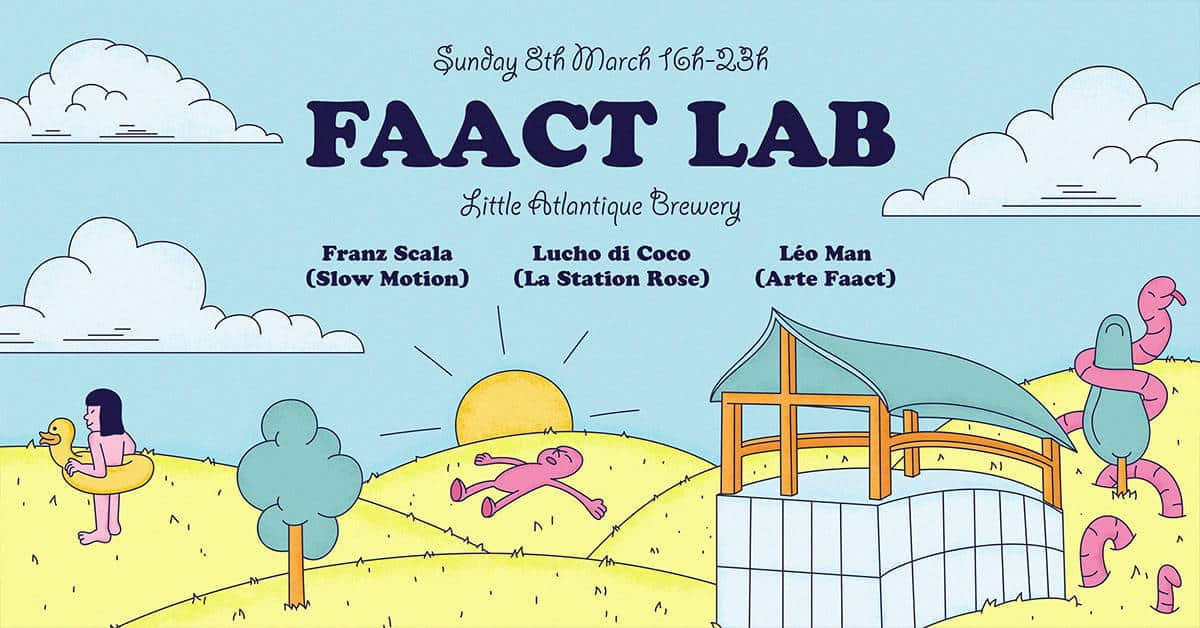 faact little atlantique brewery