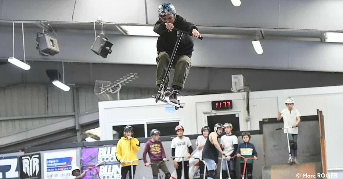 hangar skatepark nantes