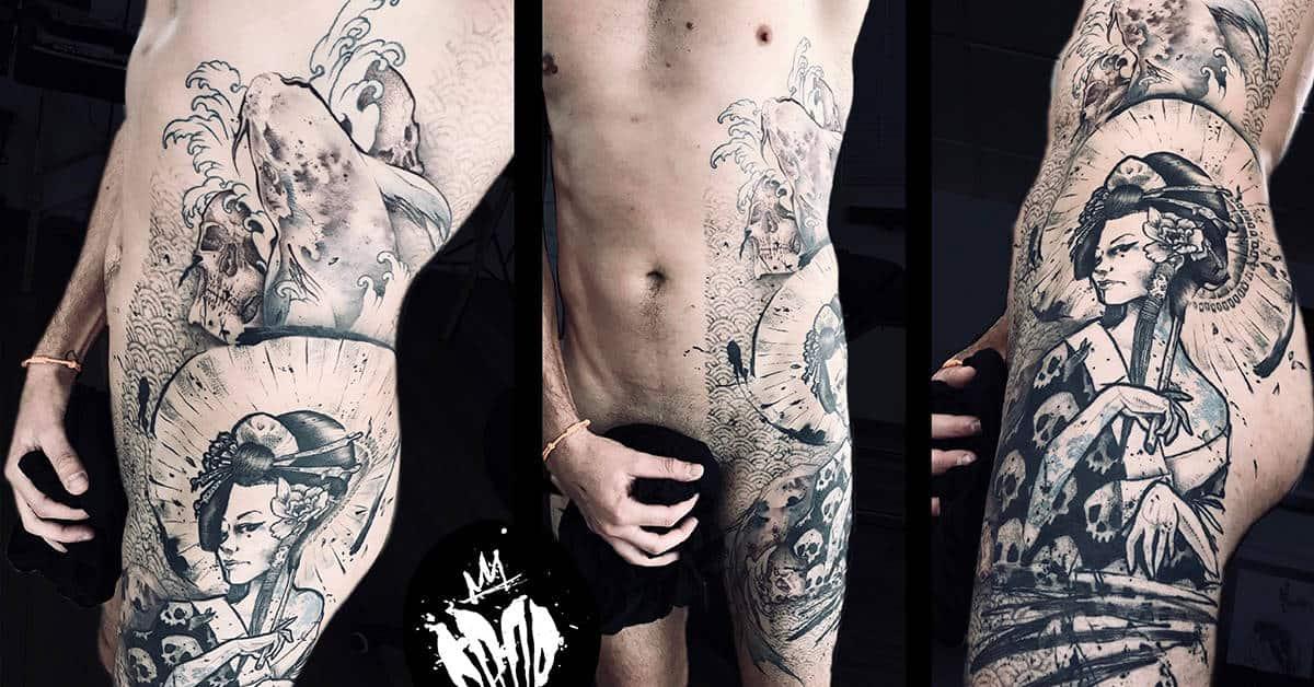 iron ink tattoo drop