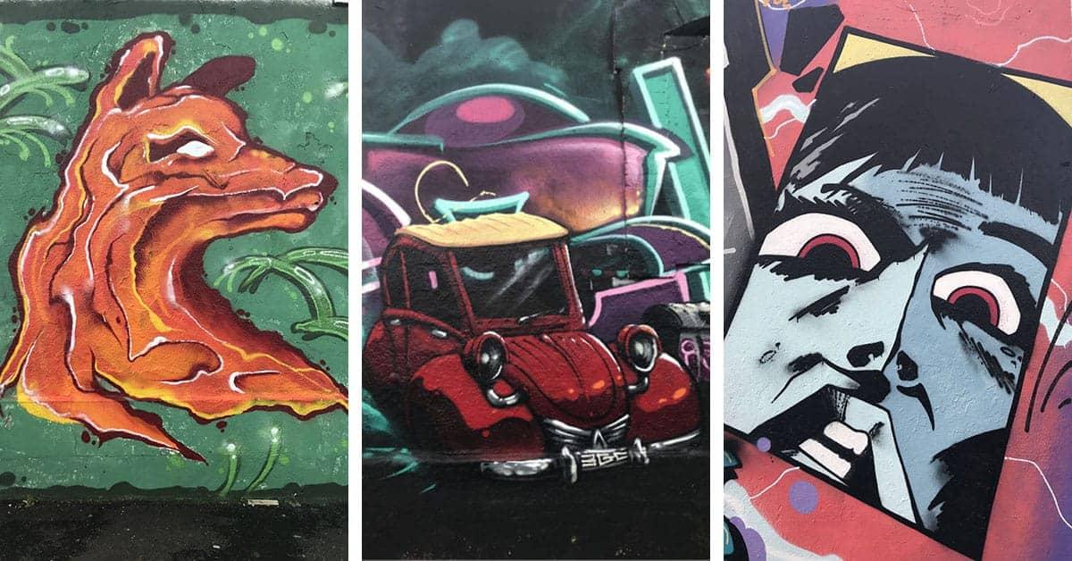 jardin extraordinaire street art