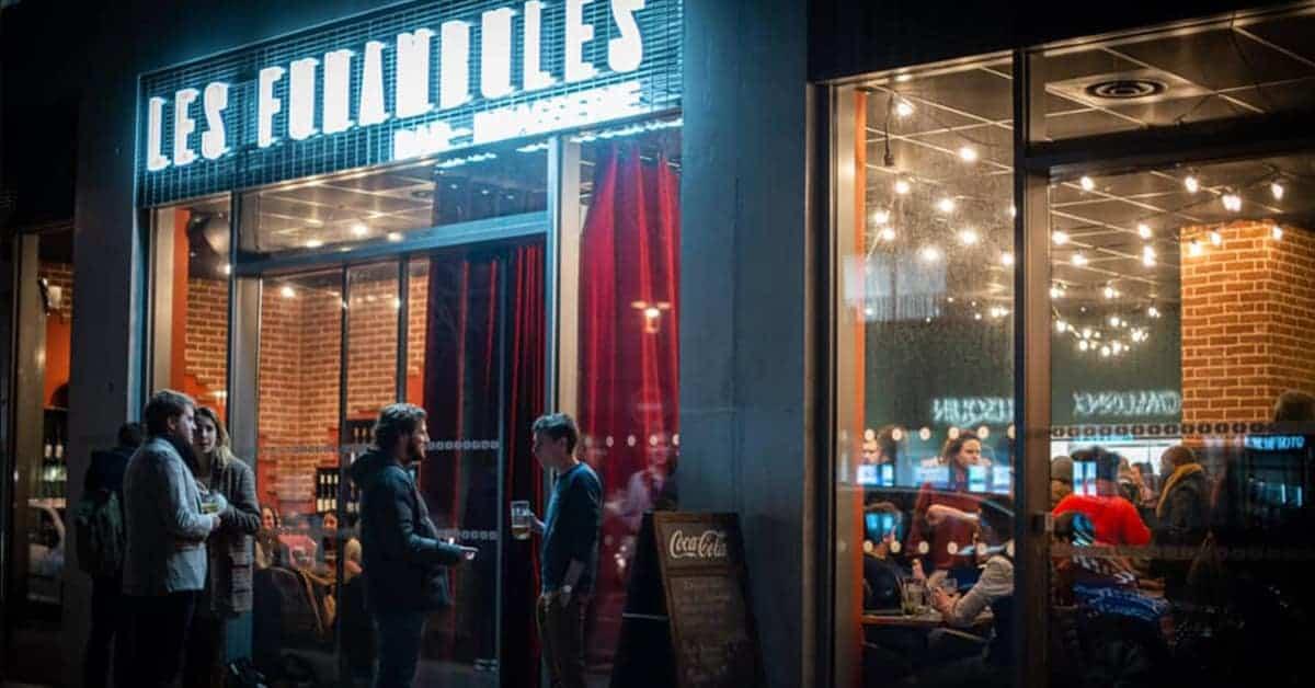 les funambules bar brasserie nantes 1
