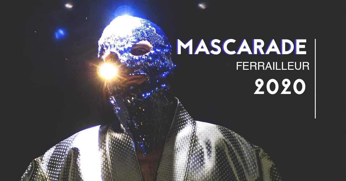 mascarade ferrailleur nantes 2020