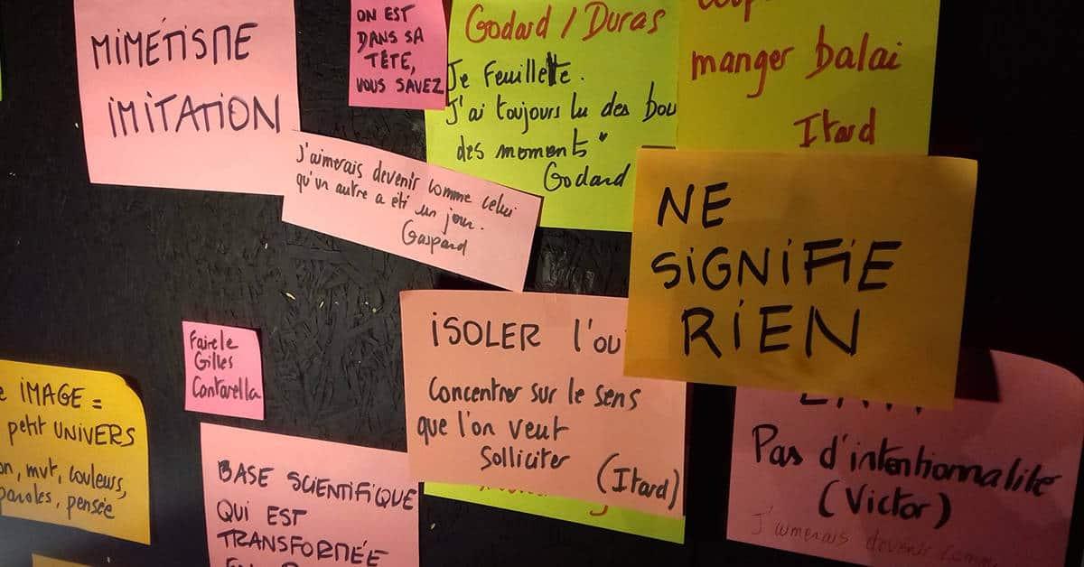 Nouveau Studio Théâtre : Laboratoire #9 !