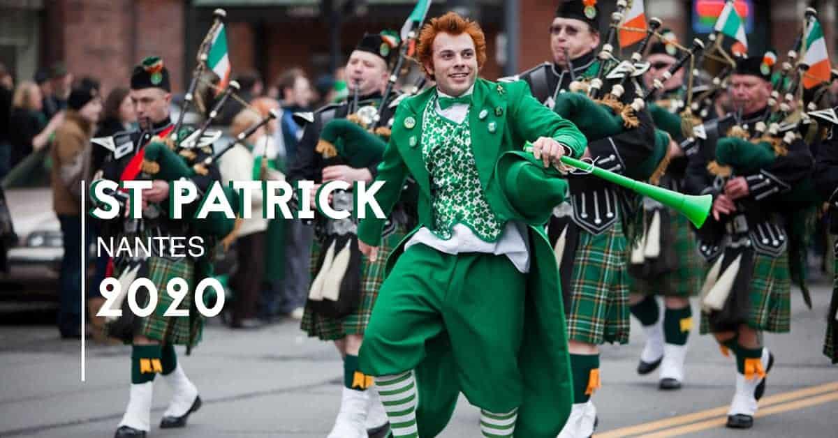 Où fêter la St Patrick à Nantes en 2020 ?