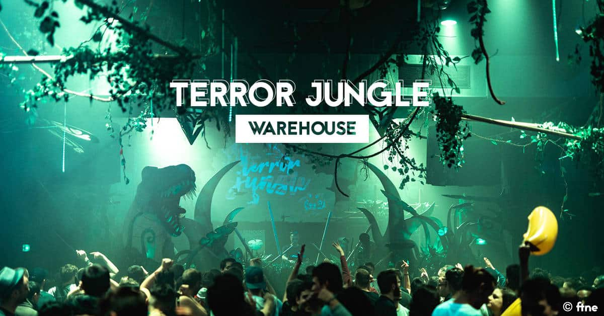 terror jungle nantes warehouse 2020