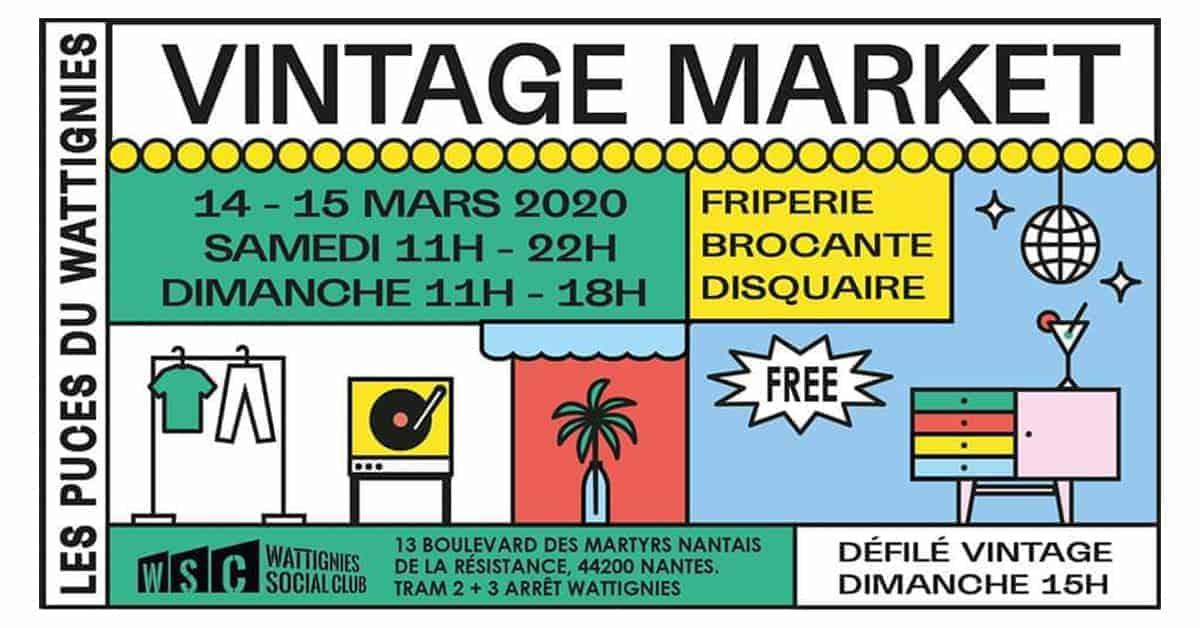 wattignies vintage market