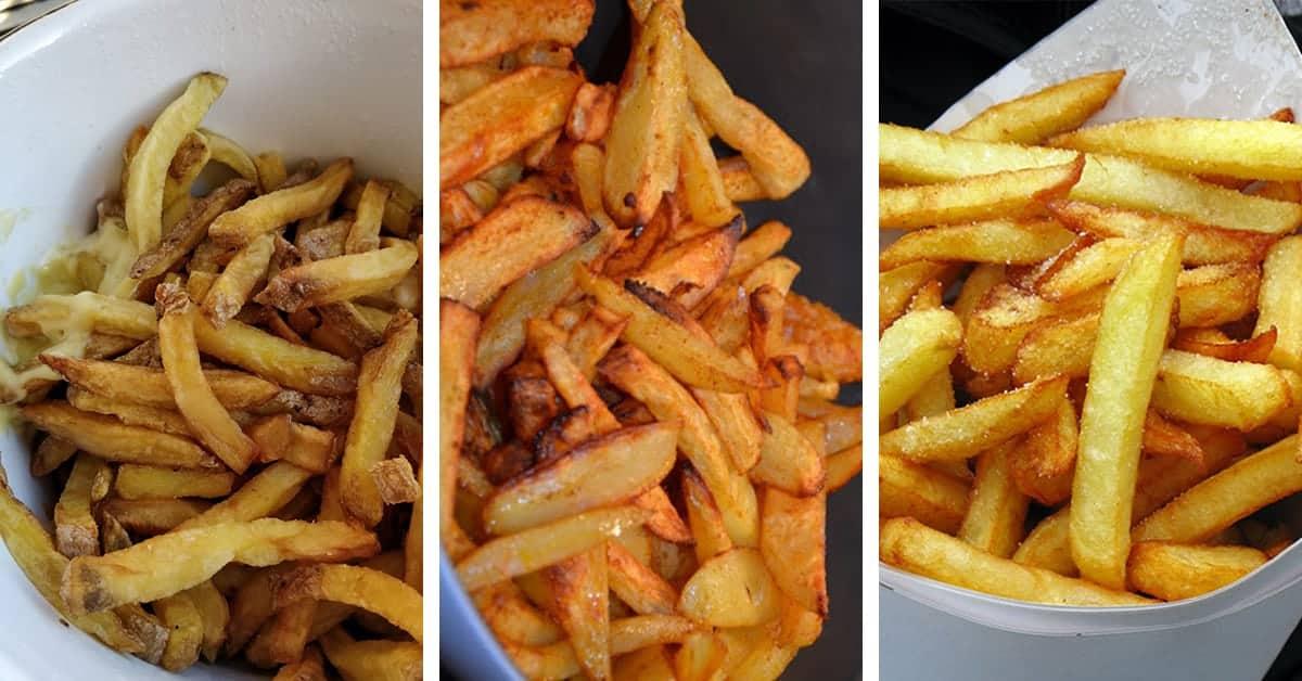 belle de jour friterie frites nantes