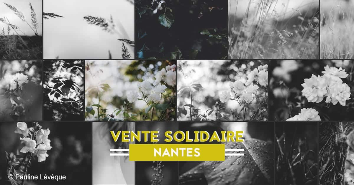 vente solidaire solidarite photos photographe nantes