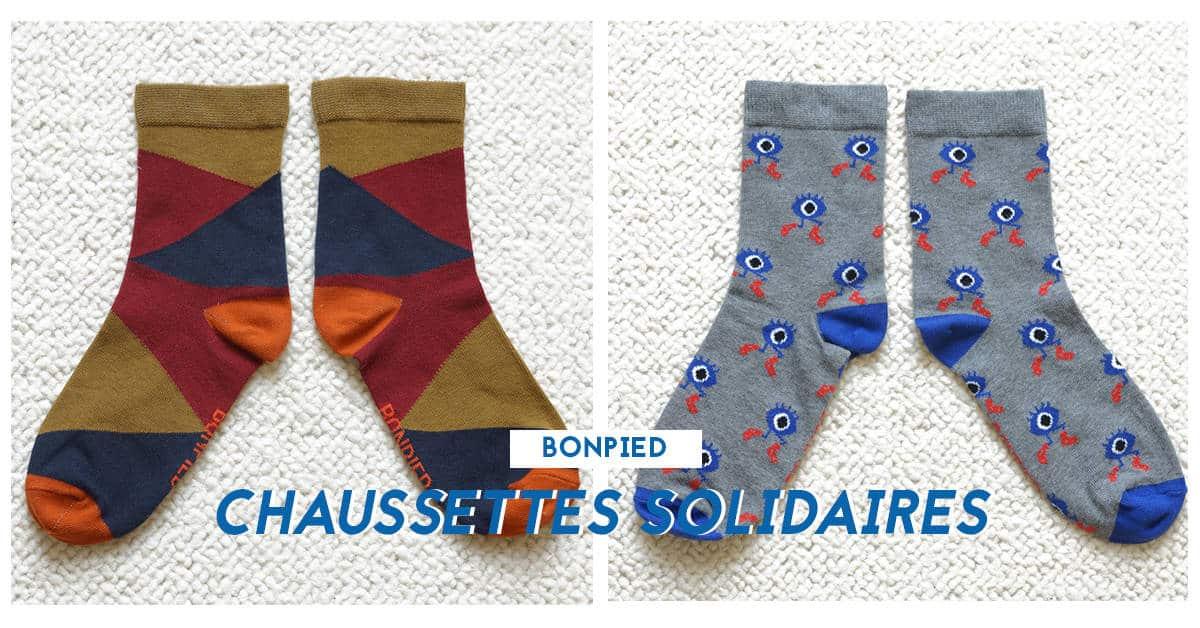 bonpied chaussettes nantes solidaires 2020