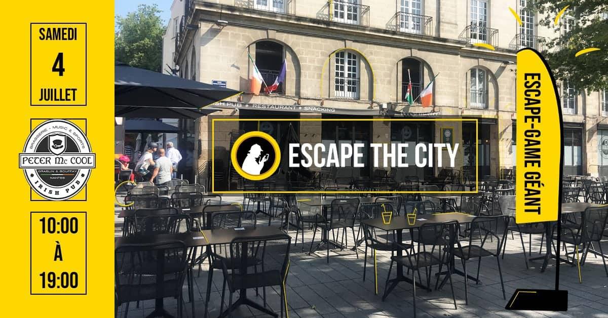 escape the city escape game peter mccool nantes