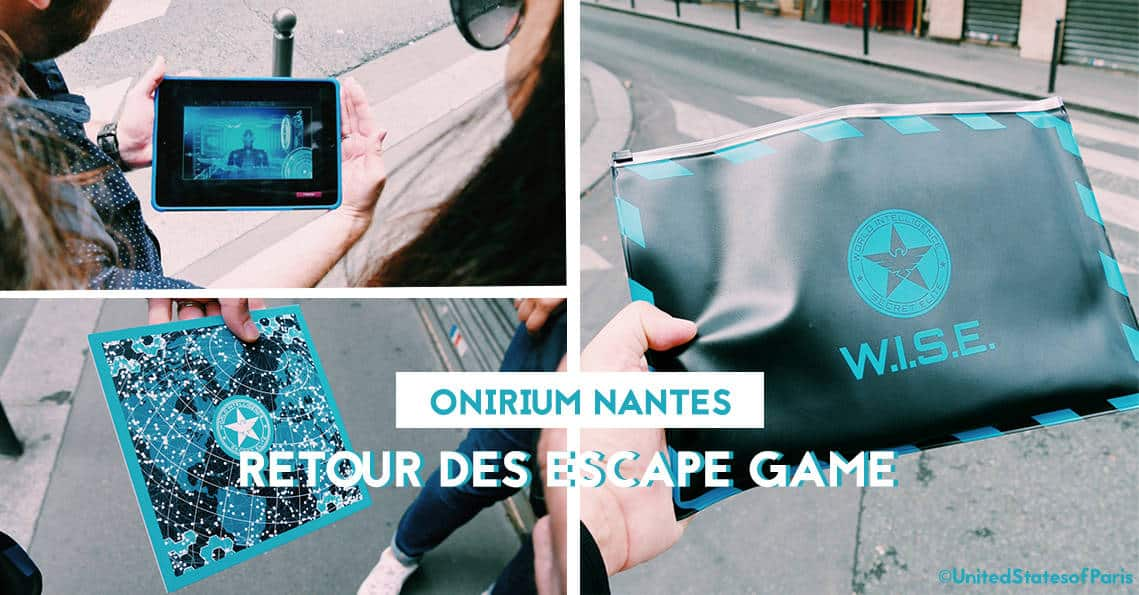 onirium nantes escape game reouverture 2020
