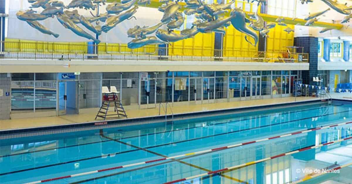 piscine reouverture nantes