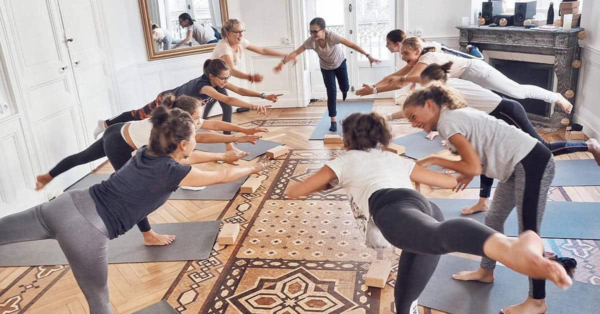 yoga enfants chez june nantes 2020