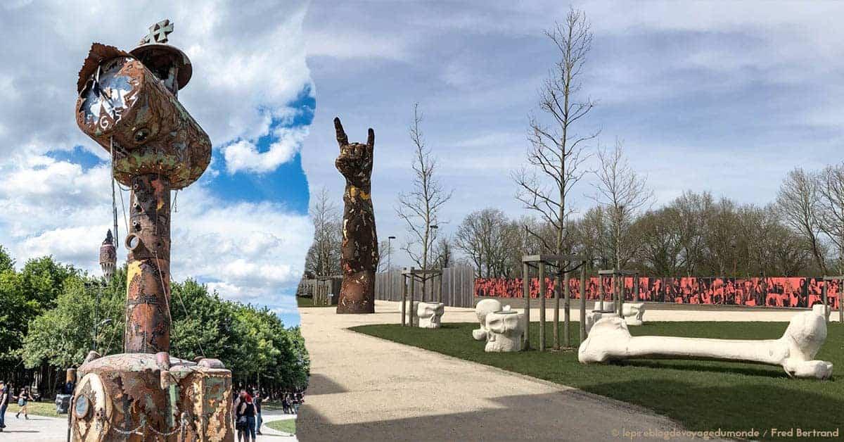 clisson nantes hellfest festival site visite 2020