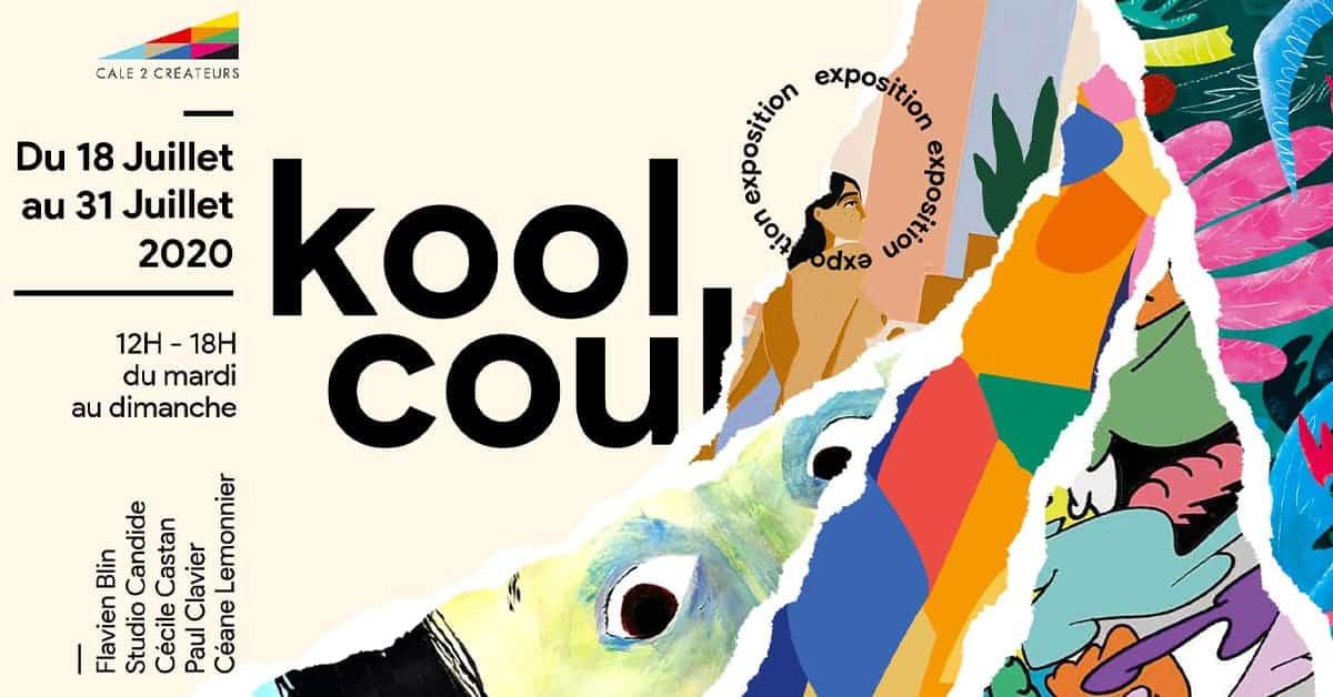 exposition kool coul nantes 2020 cale 2 createurs