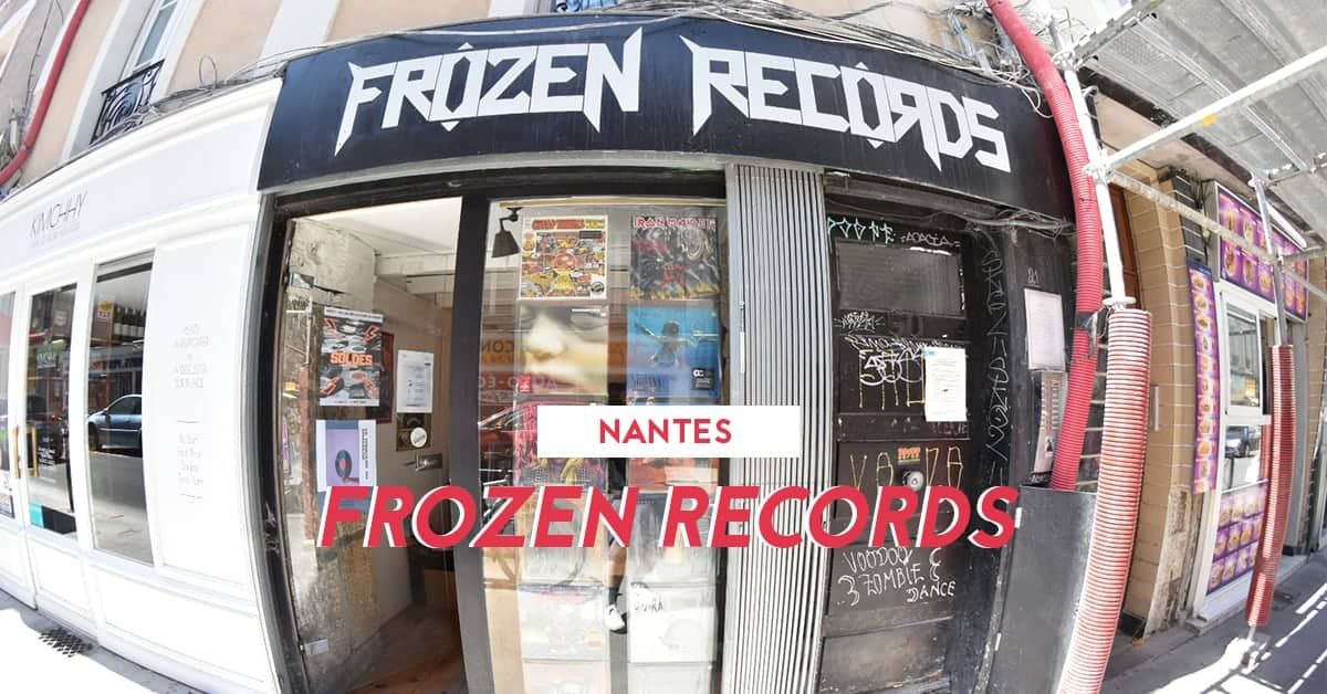 frozen records disquaire nantes 5