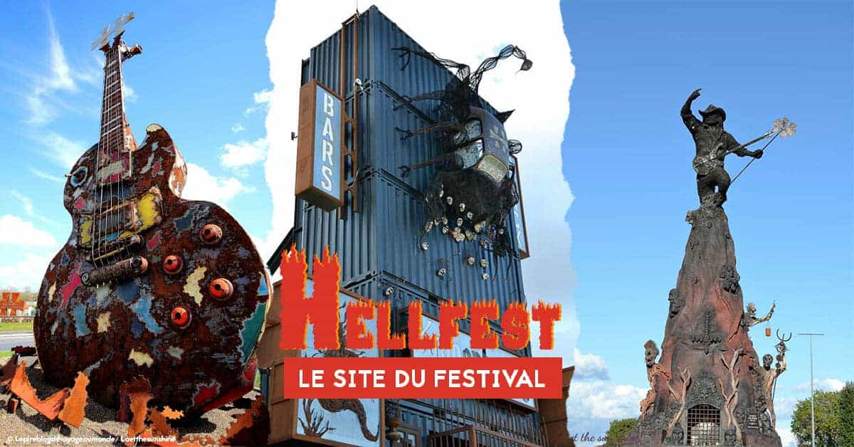 hellfest 2020 nantes visite festival site clisson