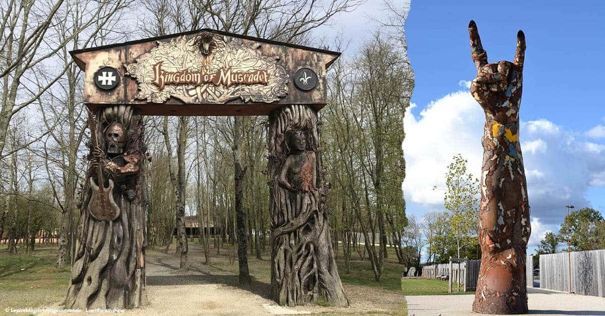 hellfest nantes clisson festival visite site 2020