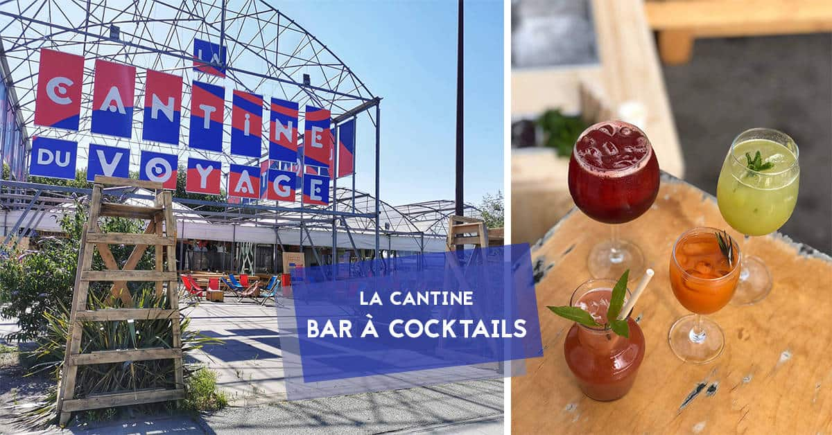 la cantine nantes 2020 bar à cocktails