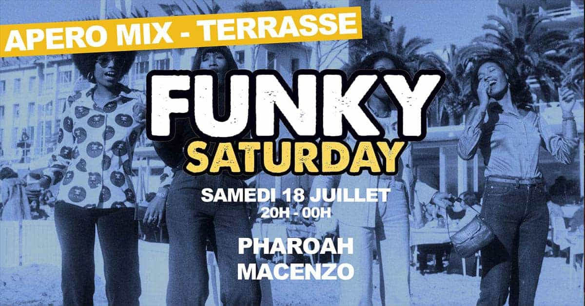 le rond point funky saturday nantes 2020