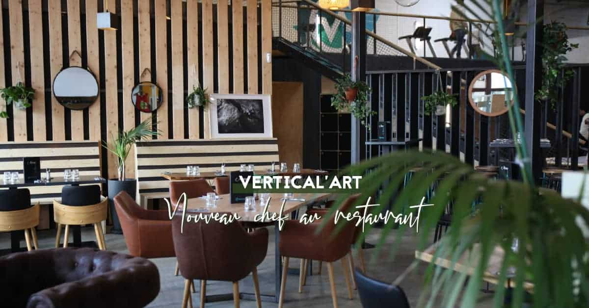 vertical art nantes restaurant chef nouveau