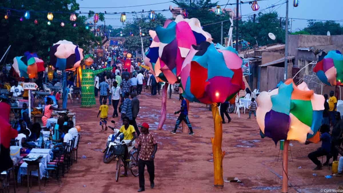 Festival récréâtrales à Nantes : une invitation en terre africaine