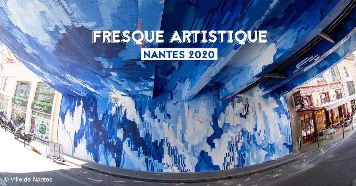 pont de l arche seche nantes soemone wide fresque artistique 2020 1