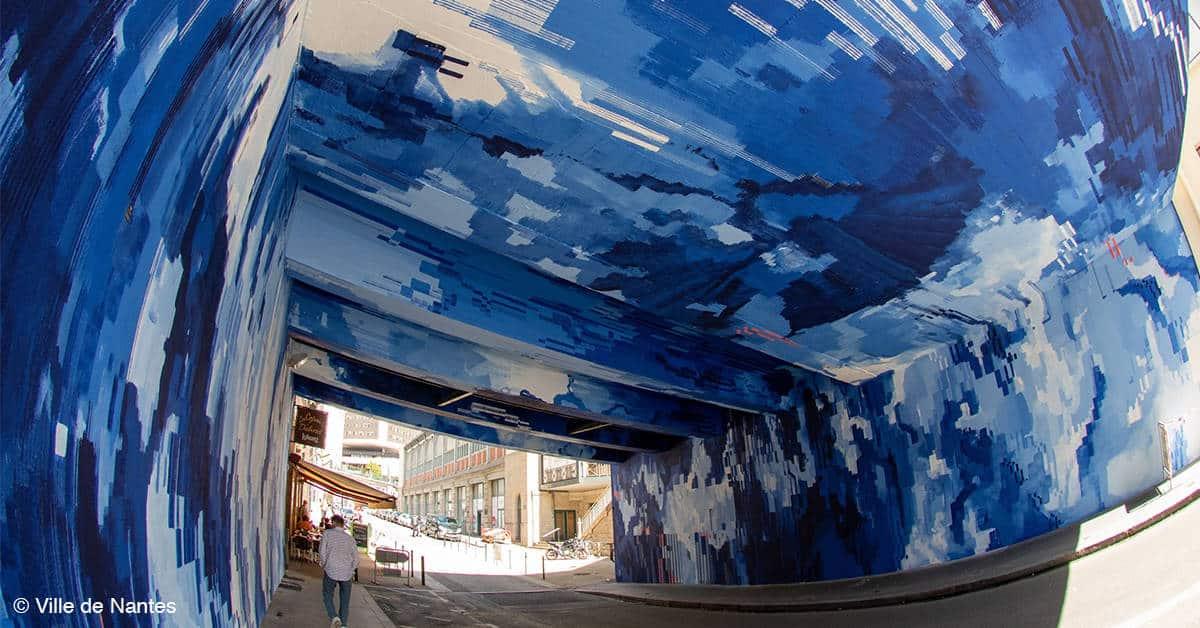 pont de l arche seche nantes soemone wide fresque artistique 2020