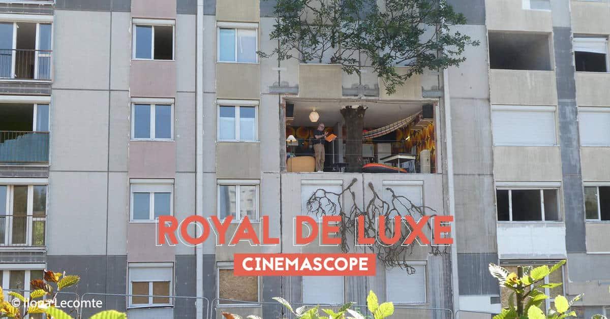 royal de luxe nantes bellevue cinemascope 2020