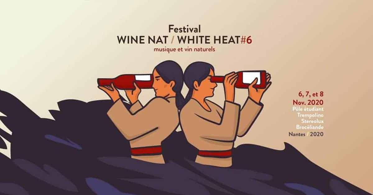 festival wine nat white heat nantes 2020