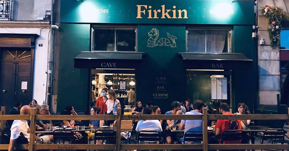 le firkin nantes cave bar rhum whisky 1