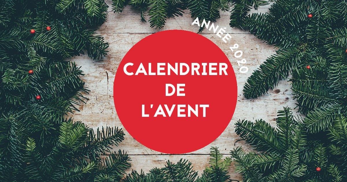 calendrier de lavent decembre 2020 cadeaux