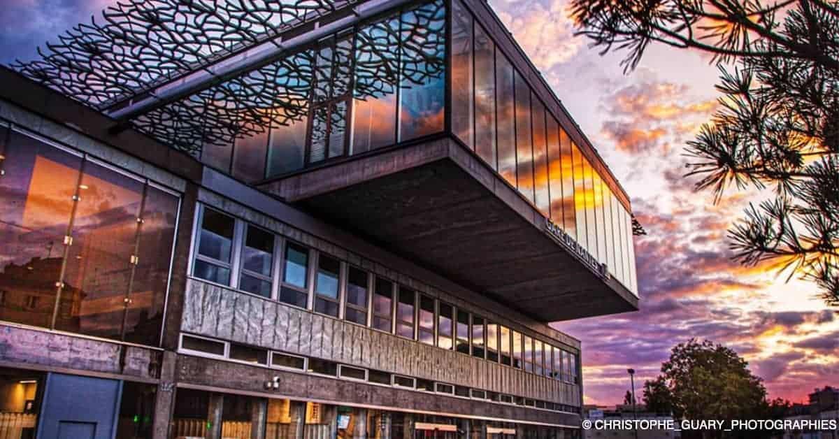 mezzanine gare de nantes ouverture 2020