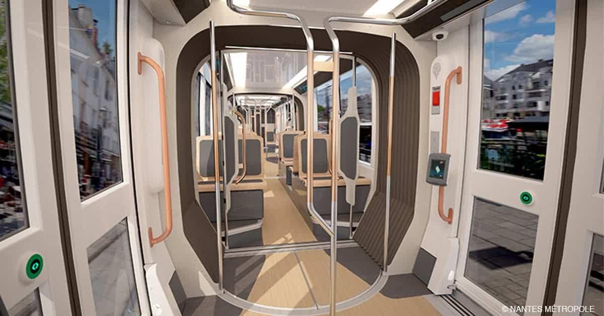 tramway nantes metropole 2023