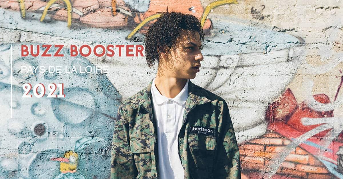 buzz booster 2021 pays de la loire nantes pick up production trempolino artiste rap 1