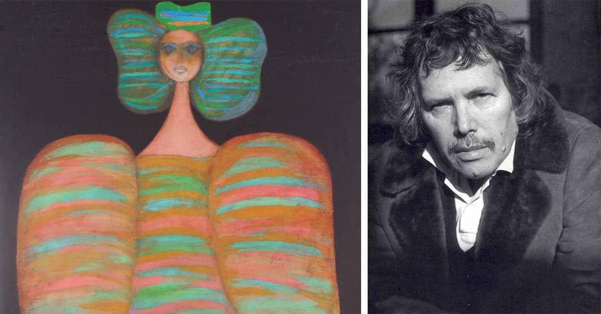 la galerie des oublies artistes Menachem Gueffen nantes