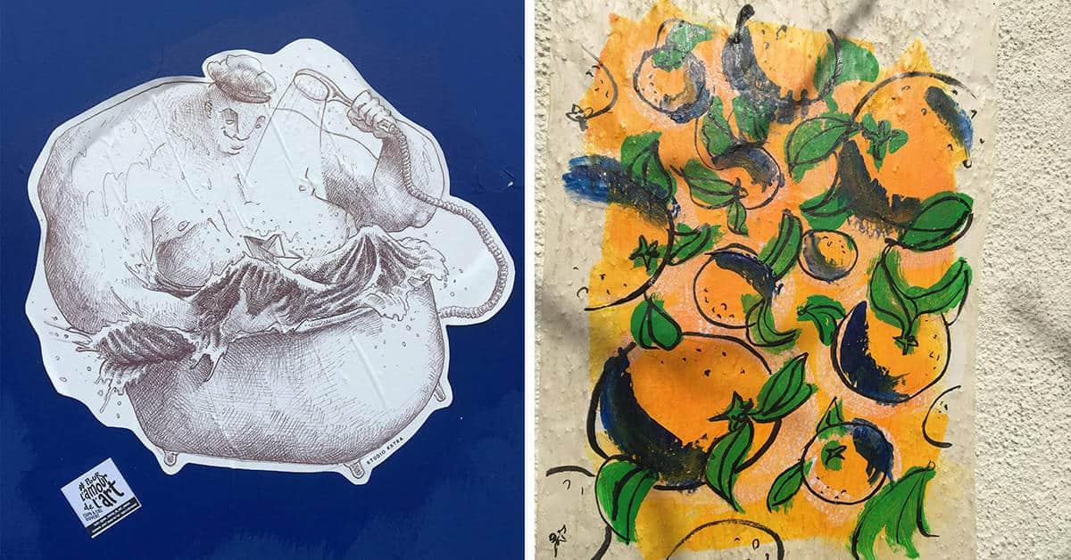 pour lamour de lart nantes expo street art 2021 4