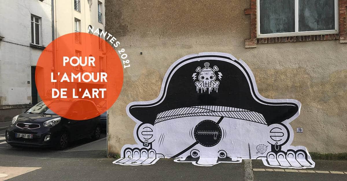pour lamour de lart nantes street art 2021 9