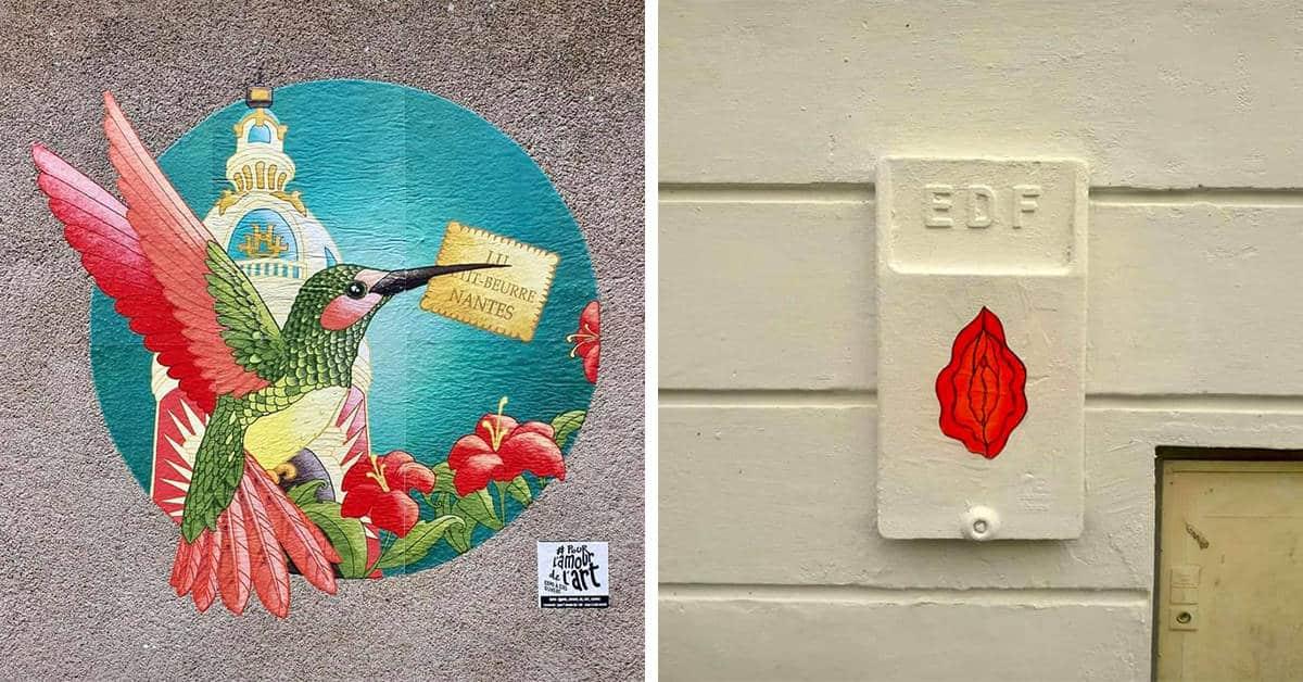 pour lamour de lart nantes expo street art 2021 5