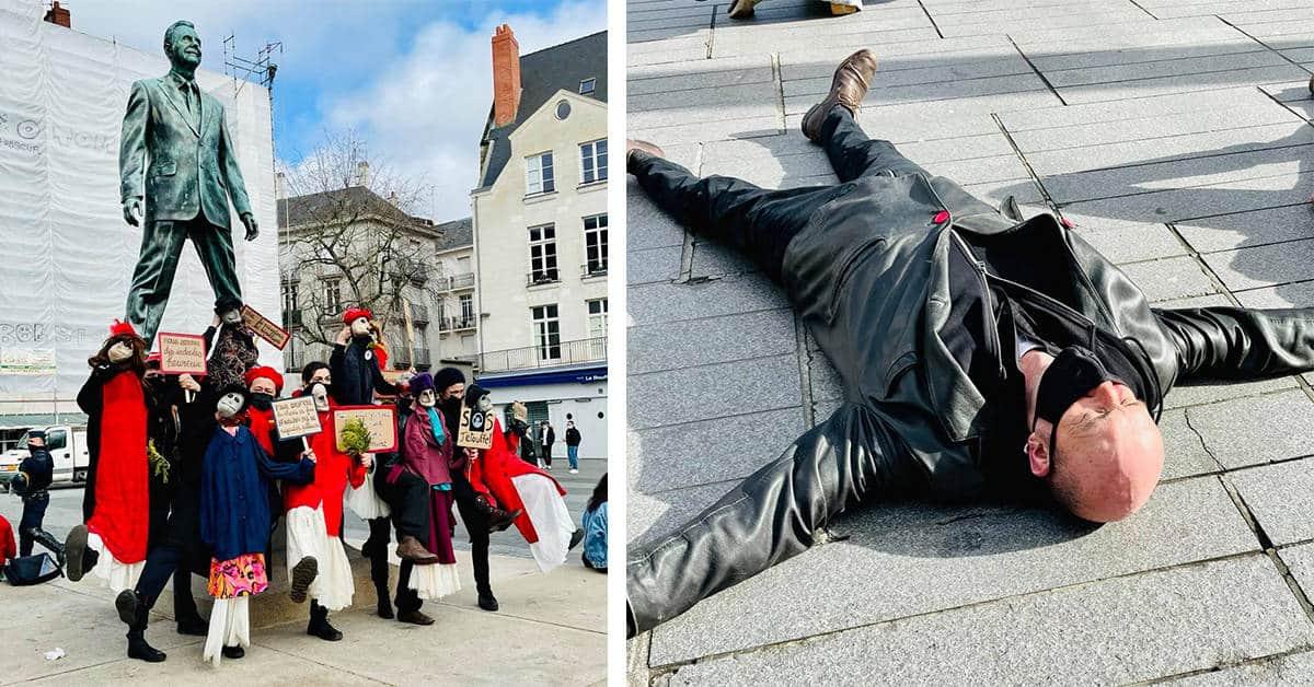 rage de l'art nantes 2021 mourvement artistes spectacles revendications
